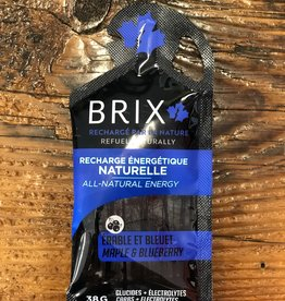 Brix, Maple Syrup Gel w/Blueberry 38g