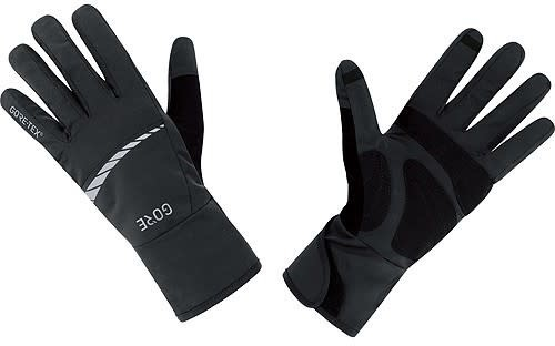 Gore Wear, C5 Gore-Tex Thermo, Winter Gloves, Black, LG