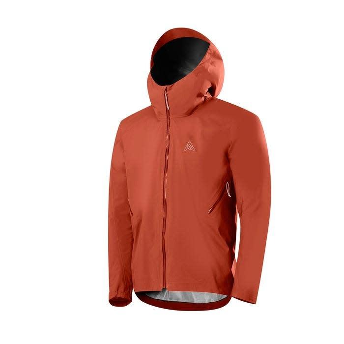 7 Mesh, Men's Copilot Jacket, Brickwork (MD)