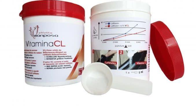 Effeto Mariposa, Vitamina CL Additive