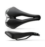 Selle Italia, S 5 Superflow, Saddle, 255 x 160mm, 325g, Black/Hi-Viz