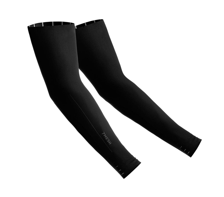 7 Mesh, Colorado Arm Warmer, Black (Large)