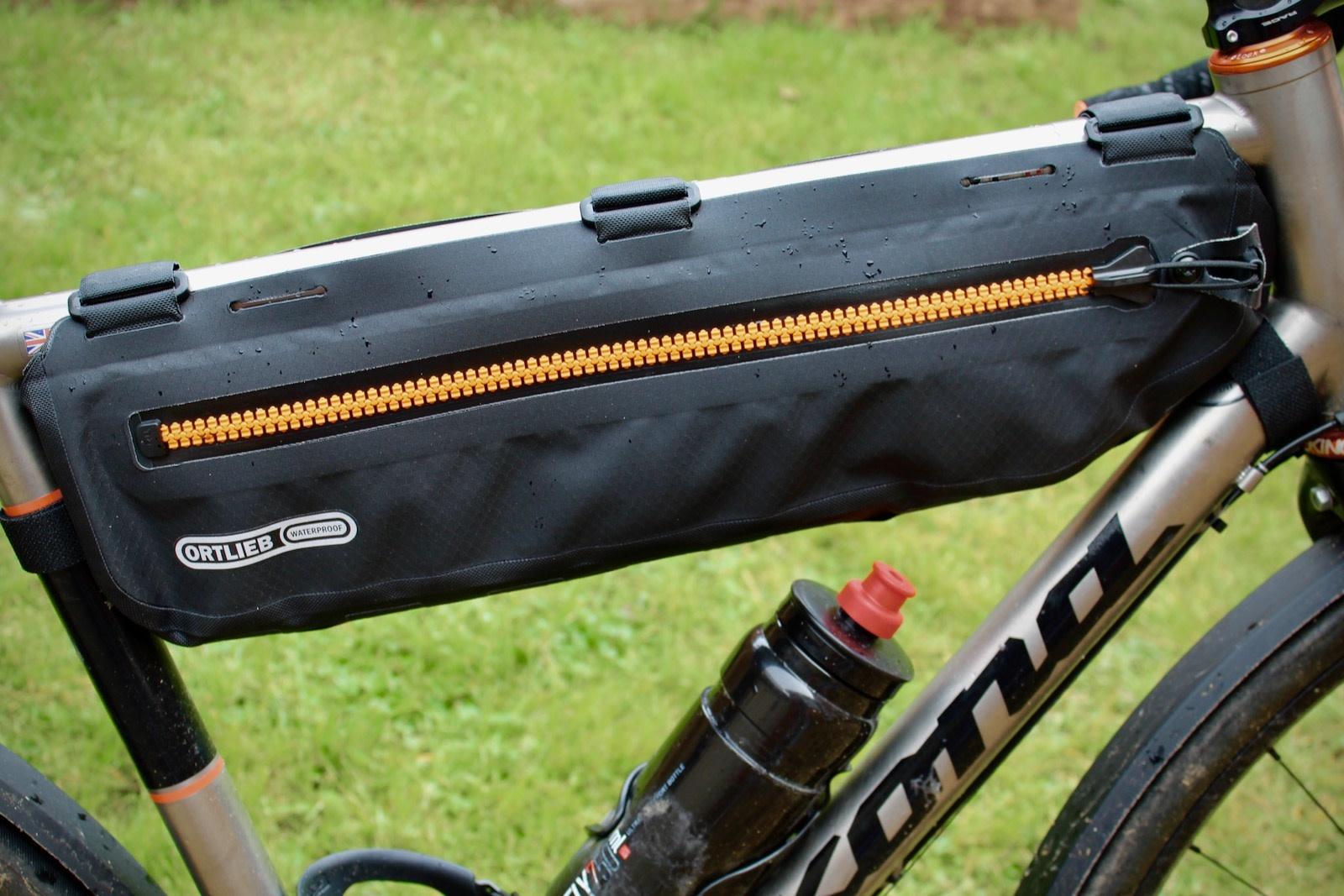 Ortlieb, Bike Packing Frame Pack (Top Tube) 4L