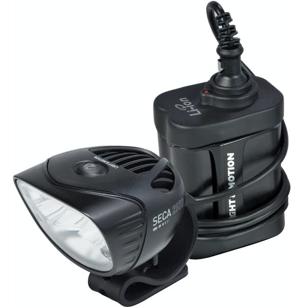 Light and Motion, Seca 2500 Enduro Rechargeable Headlight