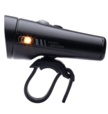 Light and Motion VIS 500 Rechargeable Headlight: Onyx Black