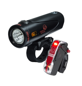 Light and Motion Vis 1000 Power Combo