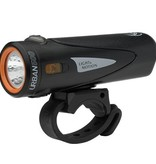 Light and Motion Urban 500 - Onyx Rechargeable Headlight