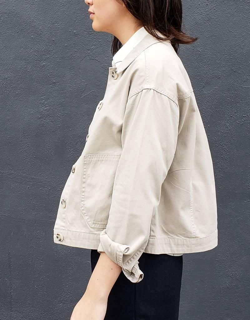 Coast Patch Pocket Jacket