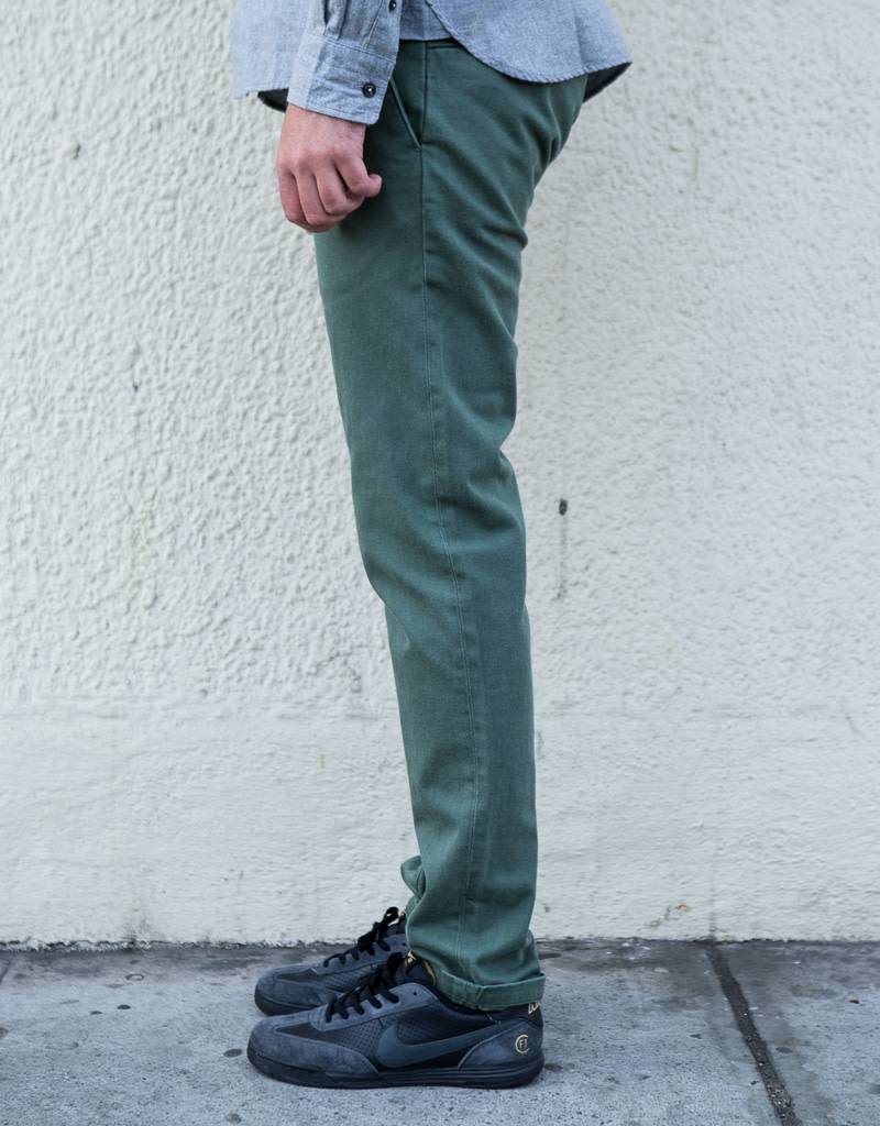 Double Eleven Slim Fit Chino Pants