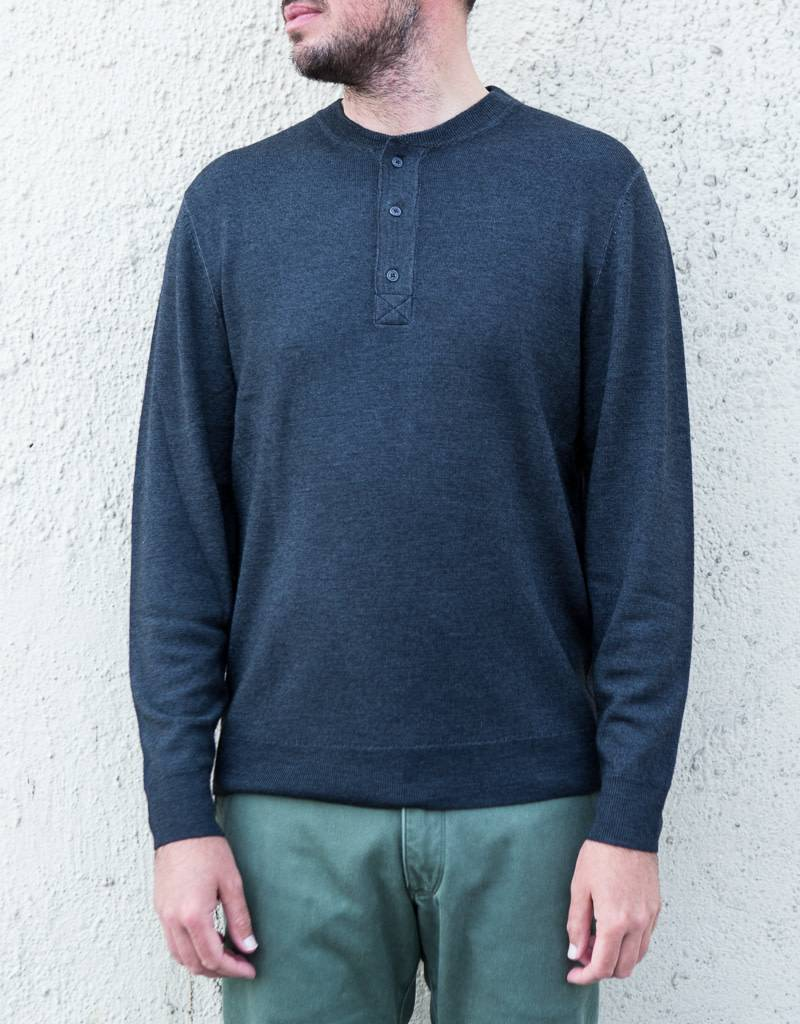 Pendleton Magic Wash Merino Henley