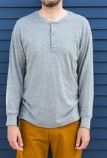 Richer Poorer Long Sleeve Henley Shirt