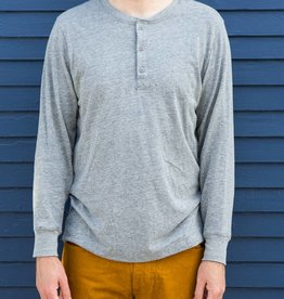 Richer Poorer Long Sleeve Henley Shirt