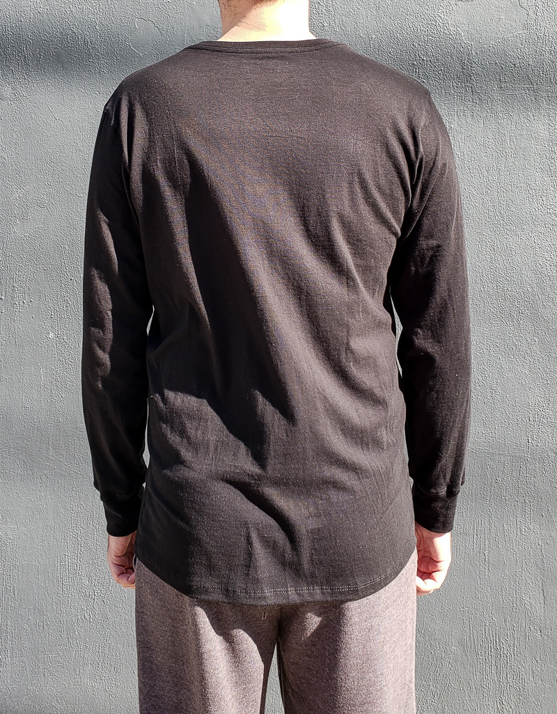 Richer Poorer Long Sleeve Henley Shirt- More Colors