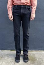 Kato Pen Slim Jeans in Paul Faded Black
