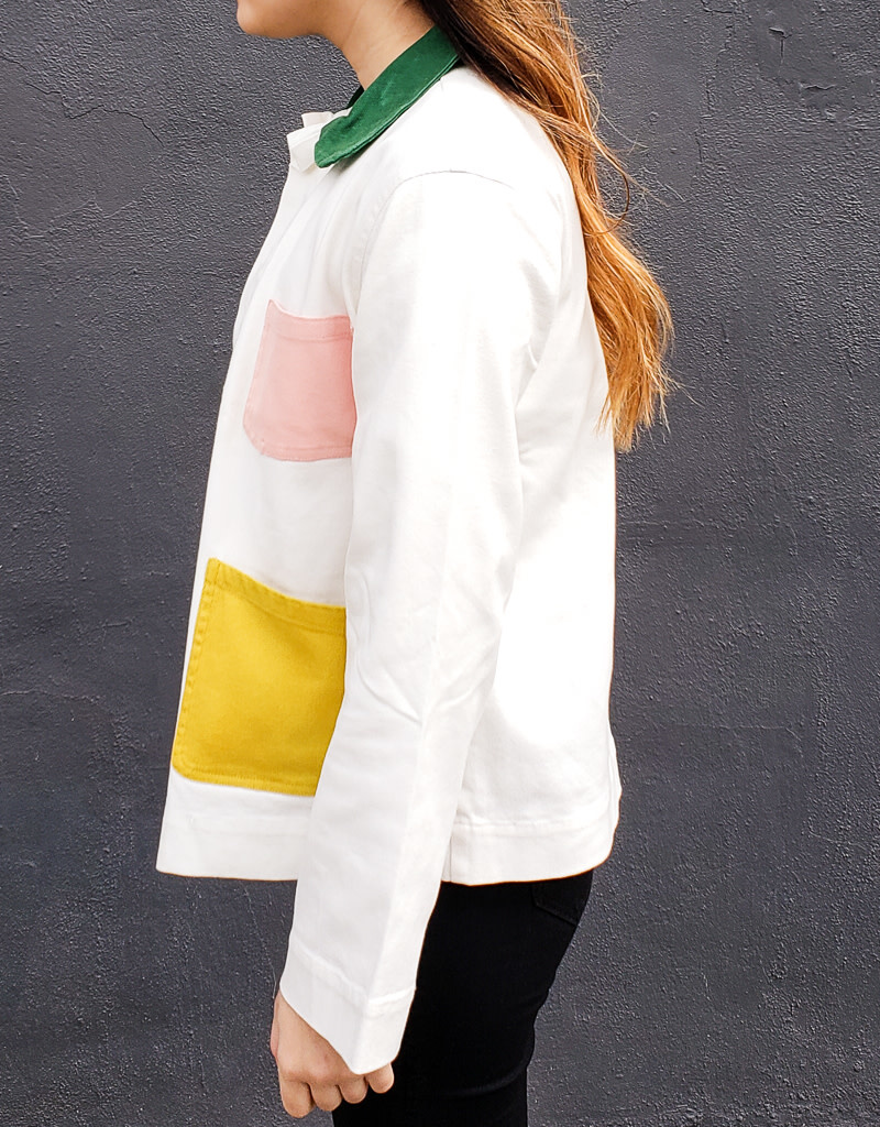 Ban.Do Color Pop Work Jacket