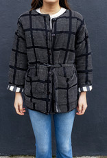 AM Quilted Reversible Coat