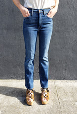 Mother Denim Hustler Ankle Jeans