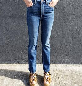 Mother Denim Hustler Ankle Jeans