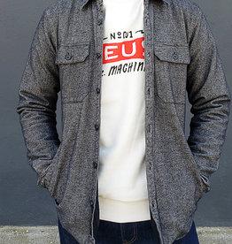 Maxwell Dobby Overshirt
