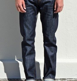 C.O.F. Studio M2 Regular Indigo Unwashed Selvage Jeans