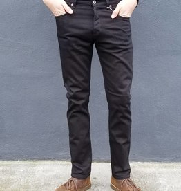 C.O.F. Studio M1 Slim Jean in Rinsed Black