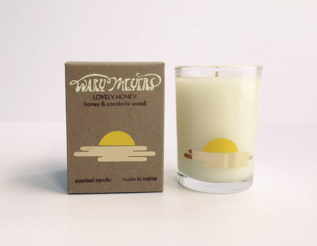 Wary Meyers Wary Meyers Soy Wax Candle- More Scents