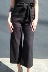 Emerson Fry Linen Jumpsuit