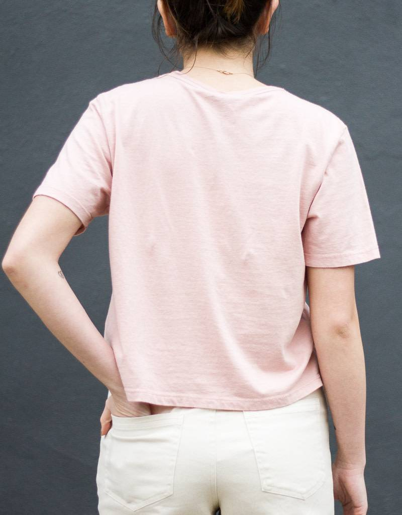 Richer Poorer Boxy Short Sleeve Tee-More Colors