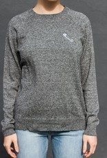 Replica Safety Pin Sweater in Marled Grey