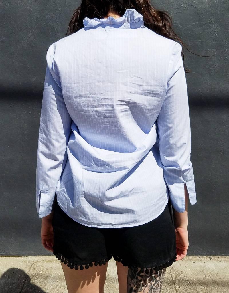 0039 Italy Derya Stripe Shirt
