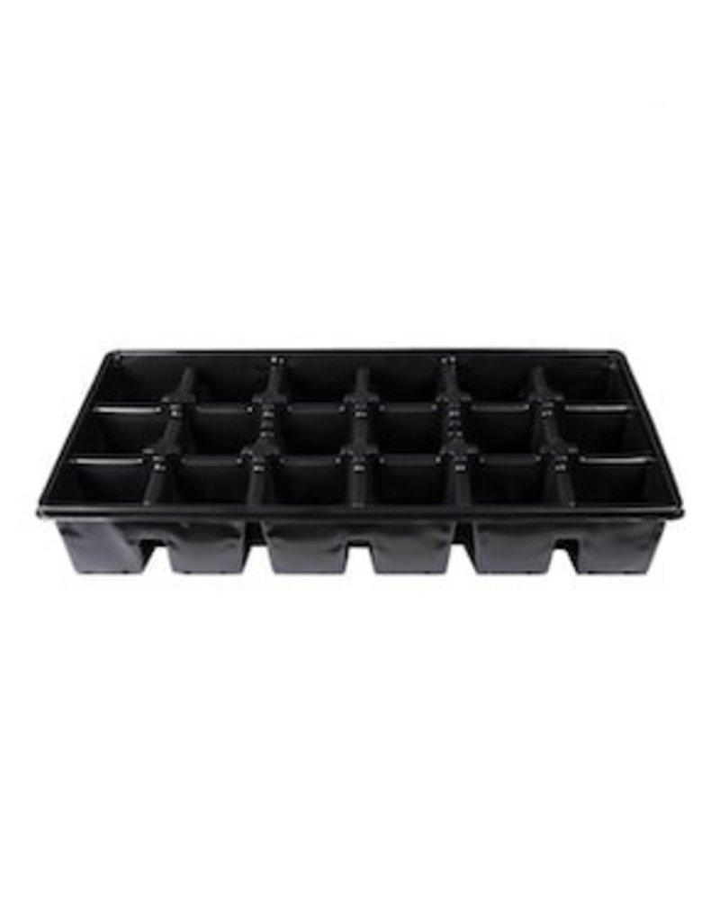 18 Site 10x20 Propagation tray for 3.5'' Square Pot