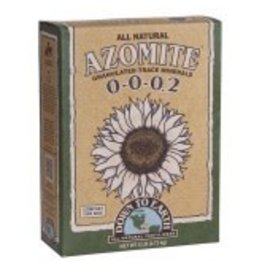 Down To Earth DTE Azomite Granulated 6LB