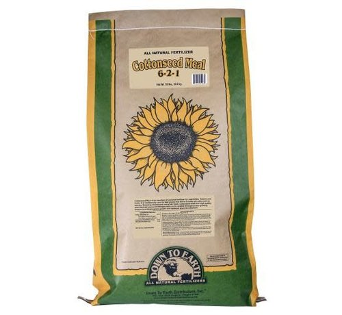 Down To Earth DTE Cottonseed Meal 50LB