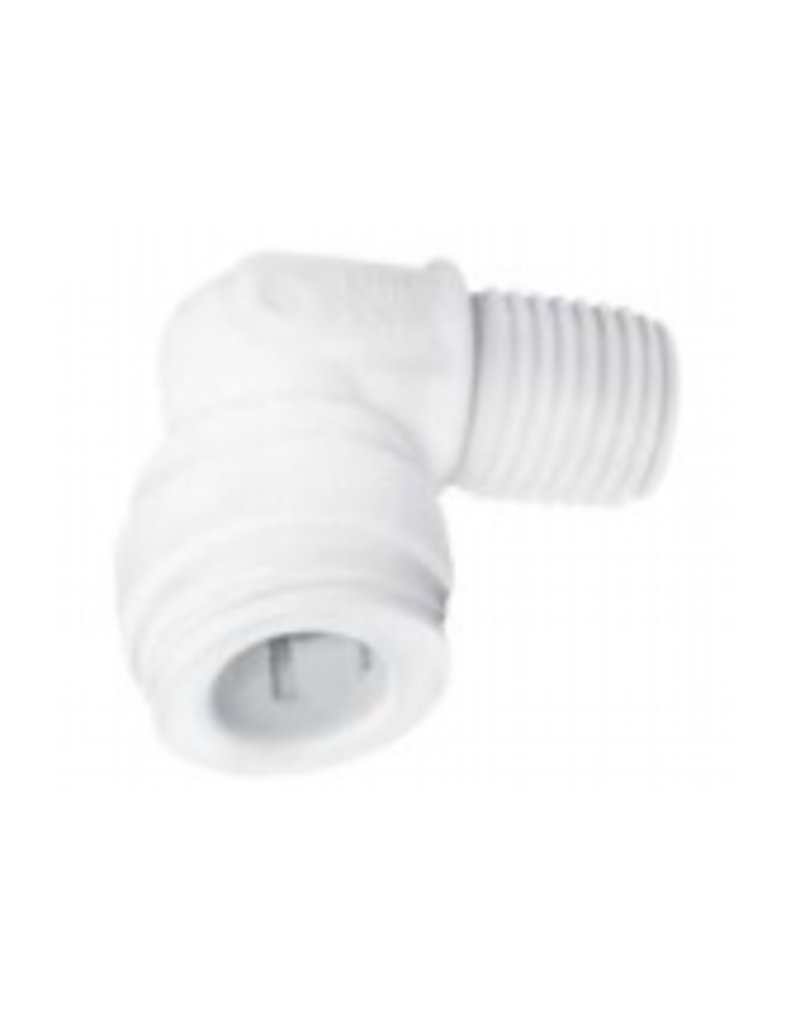 "PIP Water filters Fitting RO 1/4"" elbow x 1/8"" NPT"