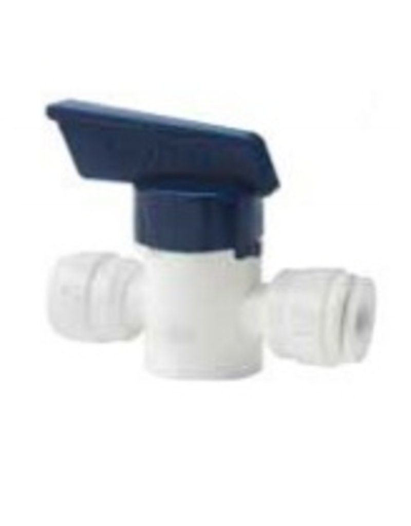 PIP Water filters Fitting RO 3/8  Valve On Off