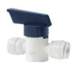 "PIP Water filters Fitting RO 1/4"" Valve On Off"