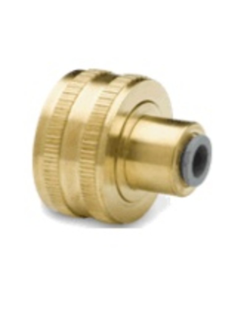 "PIP Water filters Fitting RO 1/4"" hose adapter"