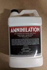 Nanotechnical Group Annihilation