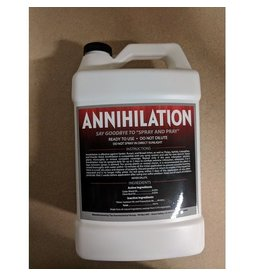 Nanotechnical Group Annihilation