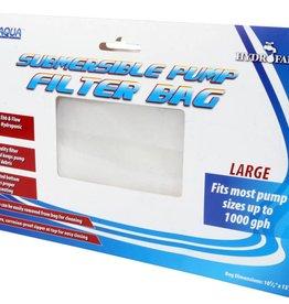 Active Aqua Pump Filter Bag 10.5 in x 13 in Active Aqua