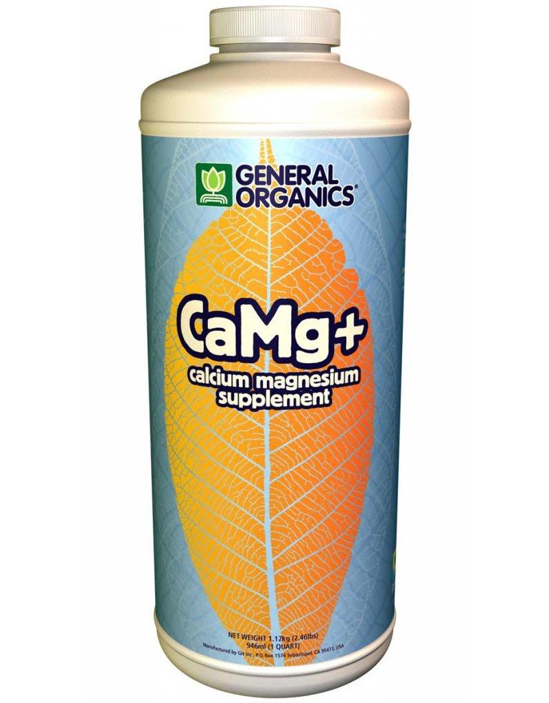 General Organics General Organics CaMg+
