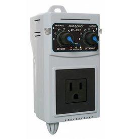 Autopilot Analog 24hr Day   Night Thermostat