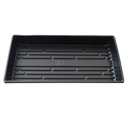 DL Wholesale Inc. 10 in x 20 in Propagation Tray NO Holes