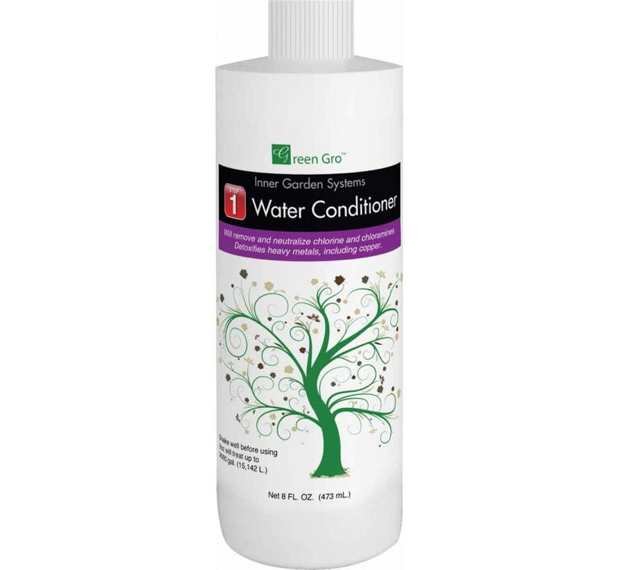 Water Conditioner for Hydroponics