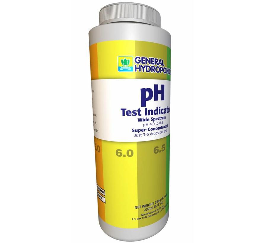 pH Test Indicator 8oz