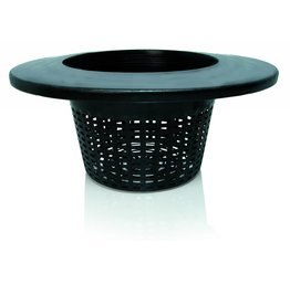 "Hydrofarm 8"" Bucket Basket Lid Box (25)"