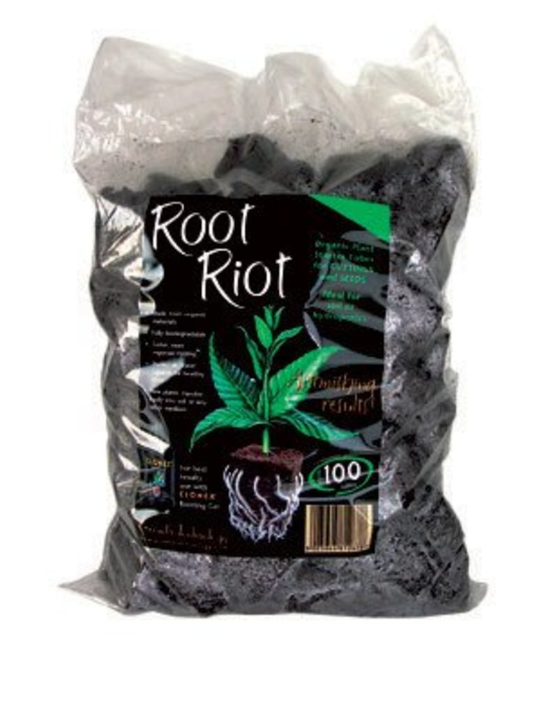 Hydrodynamics International Root Riot Bags 100 Pack