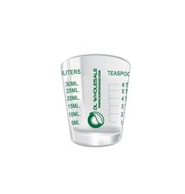RASA Shot Glass Mini Measure