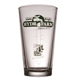 Hydrofarm Hydrofarm Pint Glass