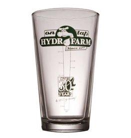Hydrofarm Hydrofarm Pint Glass